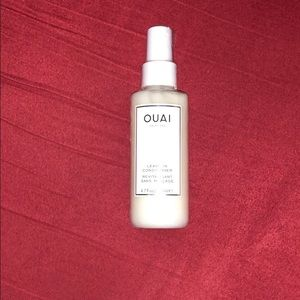Ouai Leave in conditioner spray full size NWT